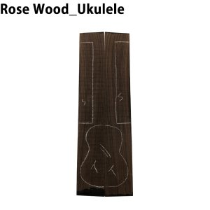 Rose Wood_Ukulele